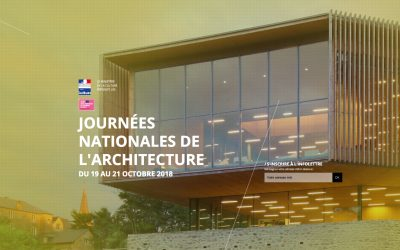 JOURNÉES NATIONALES DE L'ARCHITECTURE