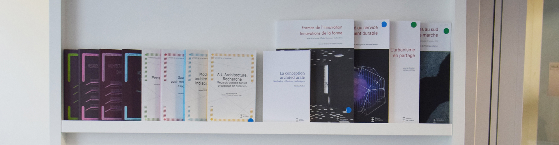 Bandeau section Ressources et editions editions de l'esperou
